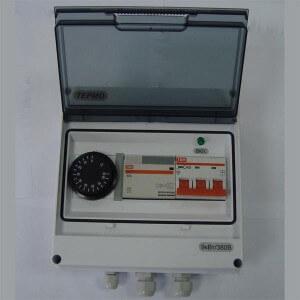 Блок управління електрокотлом