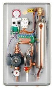 Влаштування електрокотла
