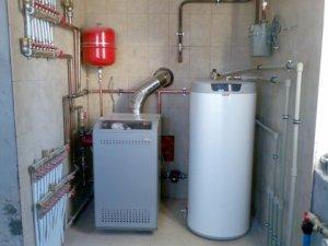 Газовий котел для опалення