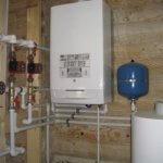 Газовий котел опалення – в чому переваги такого обладнання