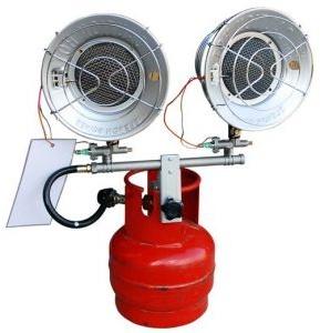 Газовий інфрачервоний обігрівач