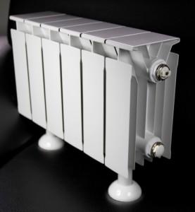 Комбінований секційний радіатор TENRAD