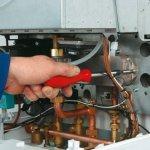 Технологія ремонту газових котлів та необхідні запчастини