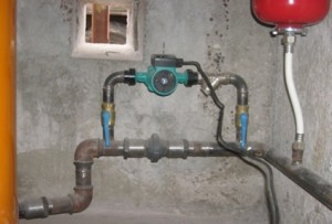 установка насоса в систему опалення