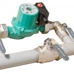 Монтаж насоса в систему опалення – схеми та інструкції з установки