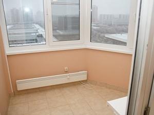 Електроконвектор - один з раціональних варіантів опалення балкона