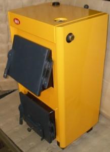 Комбінований котел дрова-електрика
