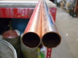 Мідні труби для опалення