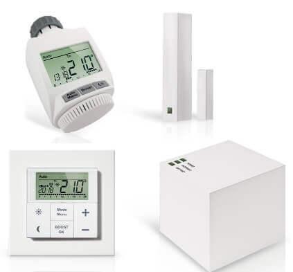 Управление отоплением через интернет - система HERZ Smart Control
