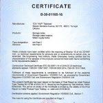 """Водонагрівачі """"Теплобак"""" мають европейський сертифікат"""