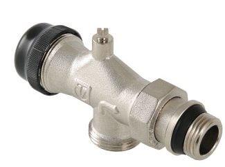 кутовий термостатичний клапан VT.049.NE
