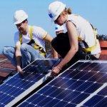 Сонячні панелі в 3-му кварталі 2017 встановило 688 домогосподарств