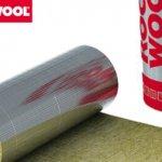 Теплоізоляція ROCKWOOL для опалення, вентиляції, водопостачання