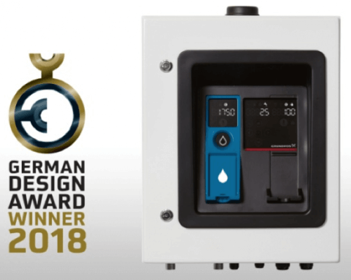 GRUNDFOS AQtap - переможець на German Design Award.