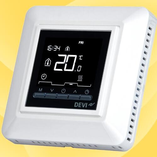 DEVIreg Opti - новий терморегулятор.