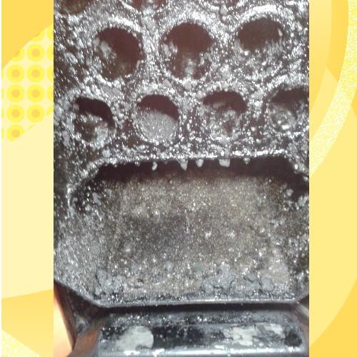 Брудний теплообмінник котла