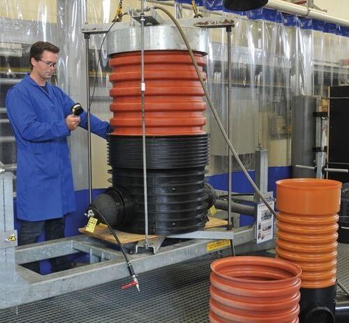 Пластикоі колодці виробництво.
