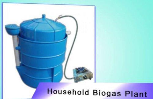 Біогазова установка для приватного будинку.