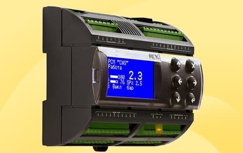 Модуль DANFOSS PMC управління насосом.