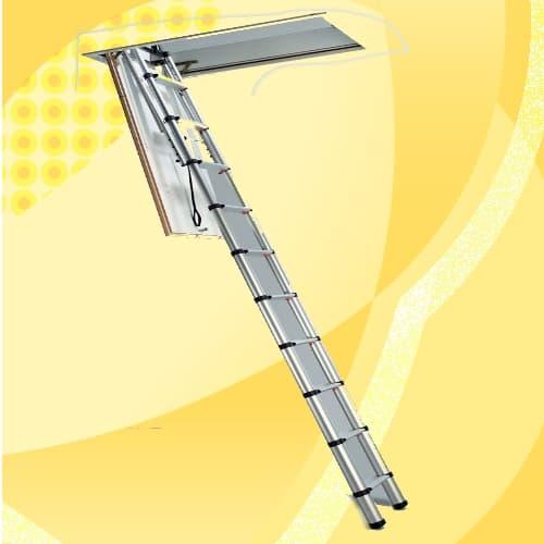 Телескопічні сходи.