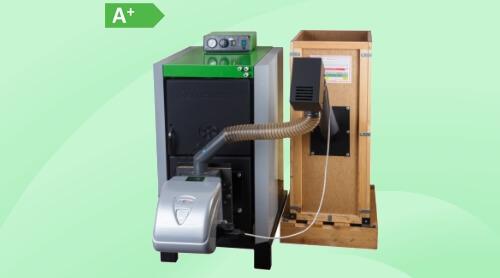 Котел viadrus Hercules Green Eco Therm