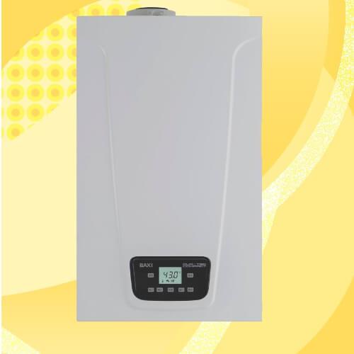 Котел газовий BAXI-Duo-tec-Compact-E.