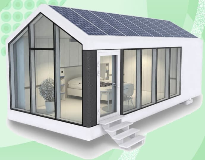 Енергонезалежний будинок.
