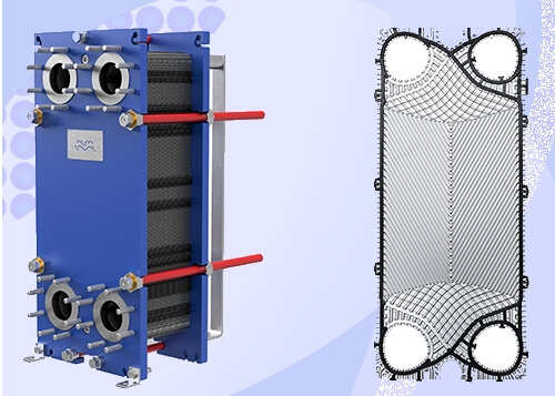 Теплообмінник ALFA LAVAL T10.