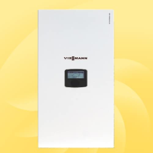 Viessmann електричний опалювальний двоконтурний котел Vitotron