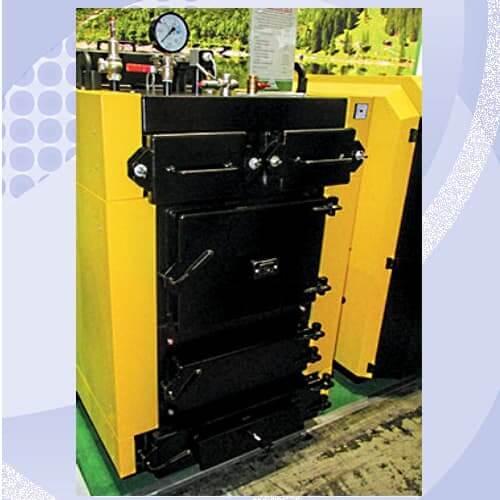 Промислові твердопаливні котли «Данко-150 ТС» (потужністю 150 кВт) і «Данко - 100 ТІ» (100 кВт).