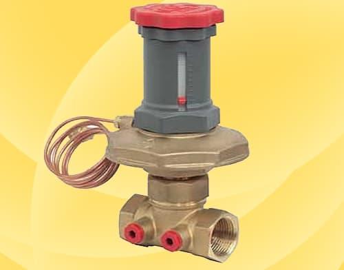 Диференціальний балансувальний клапан GIACOMINI.