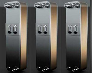 теплообмінники D55-EU серії MPHE
