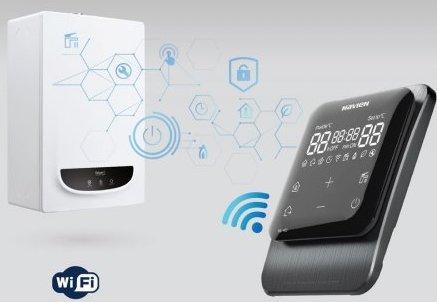 Пульт Навіен для керування котлом WiFi