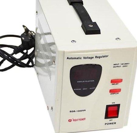 Main Power SDR-1000D стабілізатор.