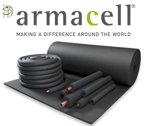Трубна ізоляція ARMACELL.