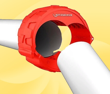 ROTHENBERGER представила новий ручної труборіз ROCUT Plastic Pro.