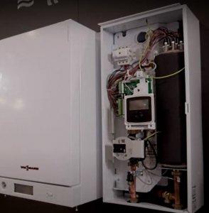 Електричний котел вісман - економне опалення.