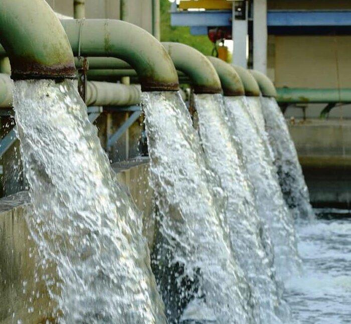 Водопостачання, станція підготовки води.