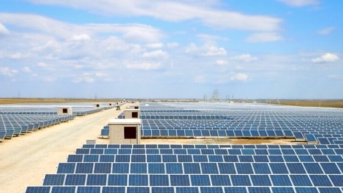 Сонячні електростанції в Ізраїлі.