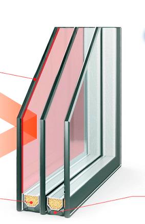 Окно энергосберегающее