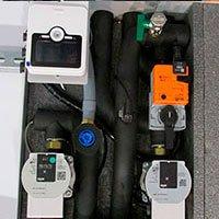 Автоматичні станції гарячого водопостачання MAGMAmodule Fresh