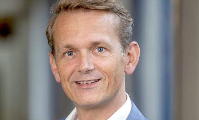 Віце-президент Danfoss Берт Лаботс (Bert Labots)