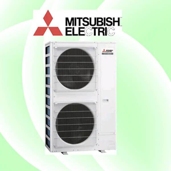 зовнішні блоки від Mitsubishi Electric