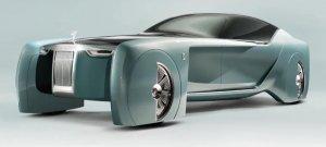 Rolls-Royce електромобіль