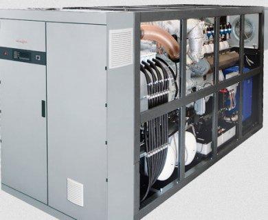 Viessmann представляє новинку 2021 року - установки Vitobloc 300.