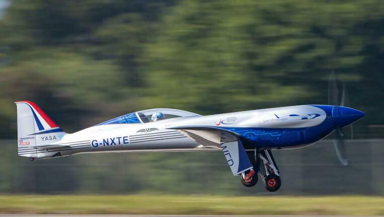 електричний літак